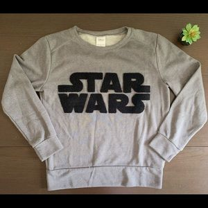Disney | Star Wars logo pullover sweatshirt